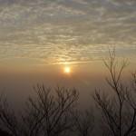 摩耶山に日の出を見に行った話